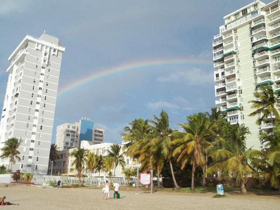 rainbow @ ESJ Towers