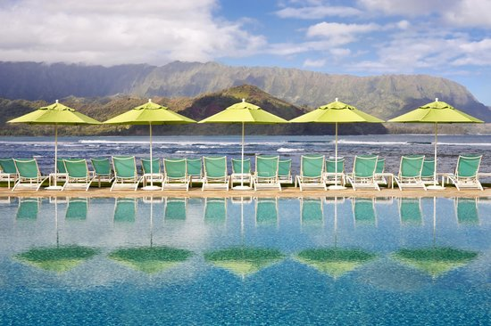 St. Regis Princeville Resort: Pool View