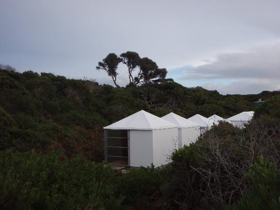 Bay of Fires Lodge: Beach Camp