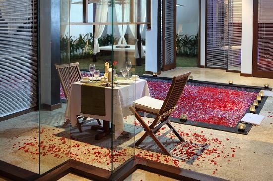Amor Bali Villa: romantic setting