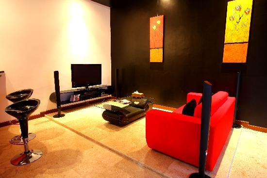 Amor Bali Villa: in villa living room