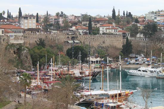 Antalya Old City Picture Of Crowne Plaza Hotel Antalya