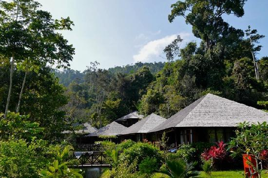 Bunga Raya Island Resort & Spa: Bunga Raya eco-resort