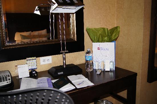 Hilton Garden Inn New York/Manhattan-Chelsea: AMENIDADES DE CORTESIA