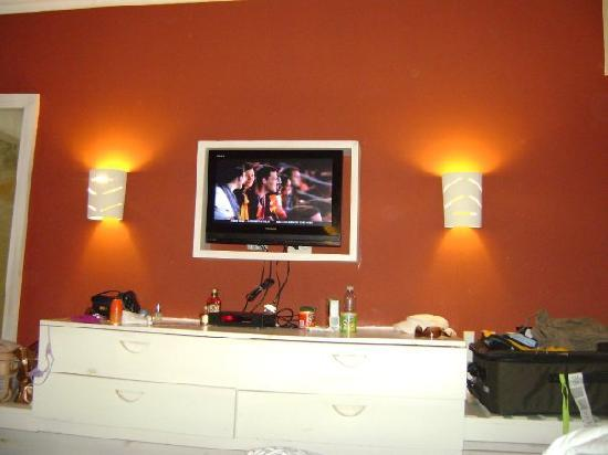 IFA Villas Bavaro Resort & Spa: flat screen