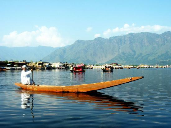 Srinagar, Indien: city tour & travels