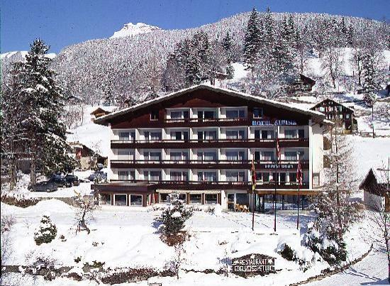 HOTEL RESTAURANT ALPINA GRINDELWALD Updated Prices Reviews - Alpina hotel switzerland