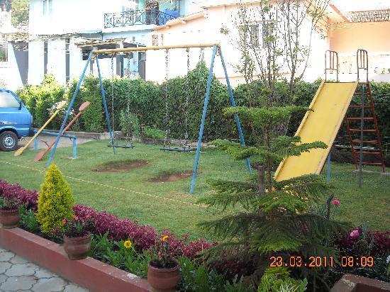 Hotel Sapphire Grand: Sapphire Grand Kids Playing area
