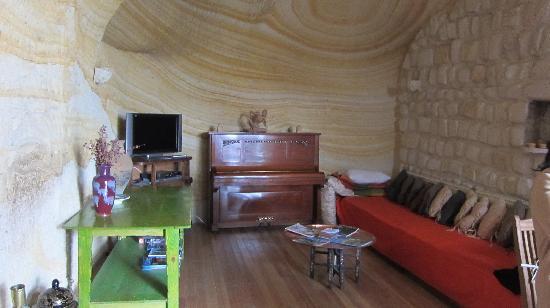 Elkep Evi Cave Houses: Lobby
