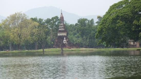 Sukhothai, Tailandia: Ruins