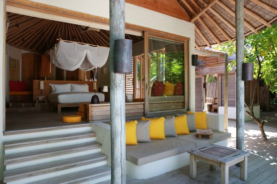 Six Senses Laamu: Beach Villa