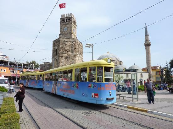 Royal Wings Hotel: Antalya Tram