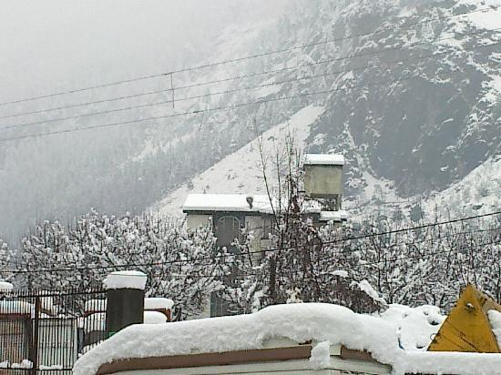 Manali - White Mist, A Sterling Holidays Resort: View from Room