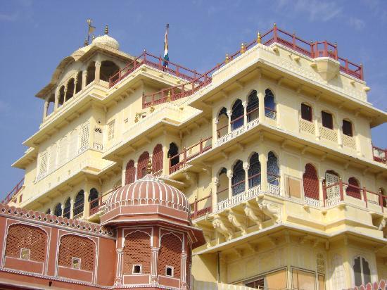 Jaipur, Hindistan: Palace