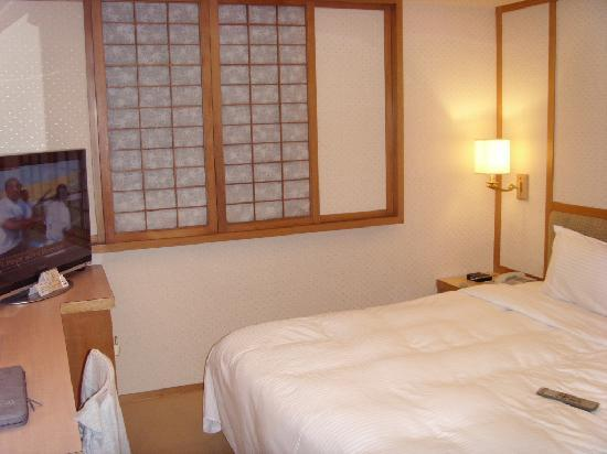 Shin Shih Hotel: Room with Japanese design