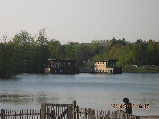 ‪‪Center Parcs De Kempervennen‬: Houseboats‬