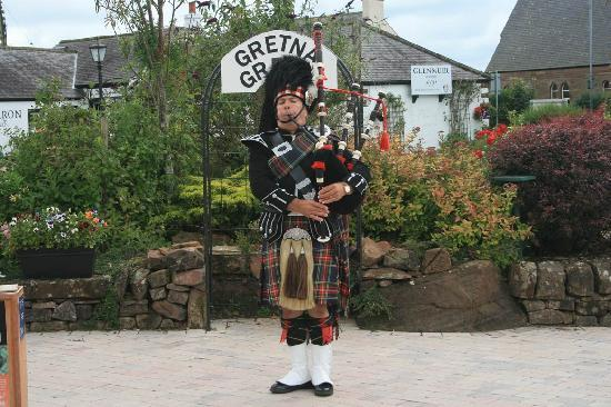 Claymore Hotel: Gretna Green