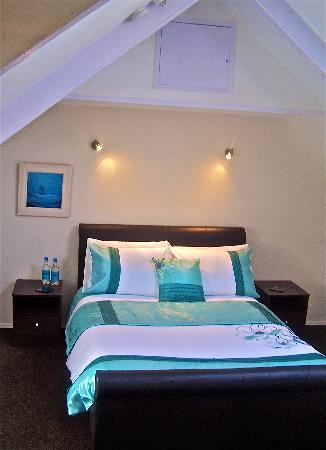 Morrab Place Bed and Breakfast: Double en suite