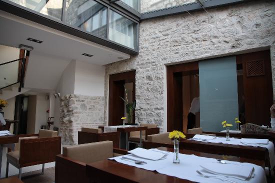 Hotel Vestibul Palace: Comedor