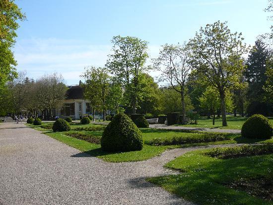 Club Med Vittel le Parc : Le parc