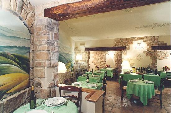 Hotel Antica Badia: ristorante