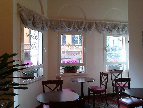 Beau Site - Antica Residenza: Sala colazioni - interno