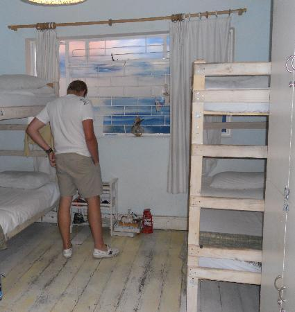 33 South Boutique Backpackers: Inside Kalk Bay dorm