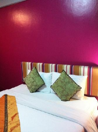 Baiyoke Boutique Hotel: Tastefully styled rooms