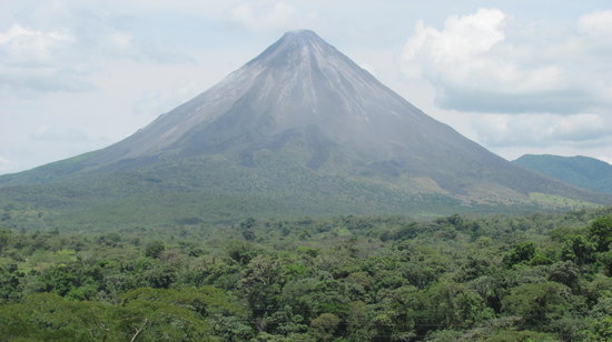 Tours Papagayo : Arenal Volcano