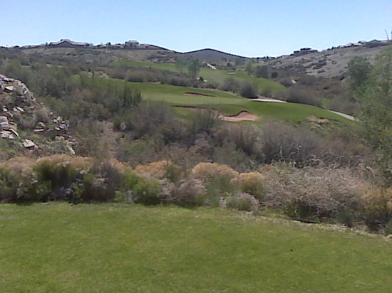 Prescott Valley, AZ : Simply Beautiful Course