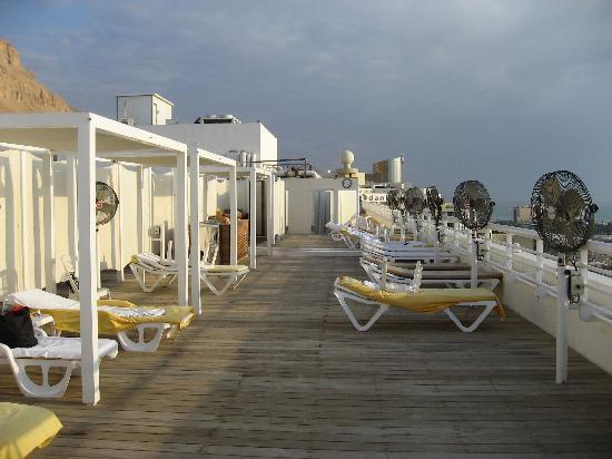 Isrotel Dead Sea Hotel & Spa : Isrotel Solarium