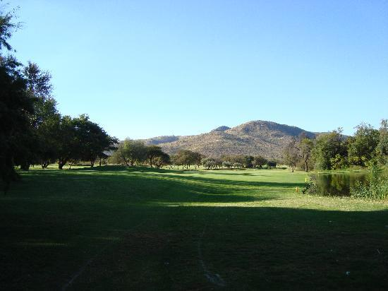 Sun City, Zuid-Afrika: Golf club