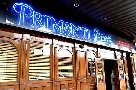 SpringHill Suites Pittsburgh North Shore: Primanti Bros - A must do restaurant in Pittsburgh!