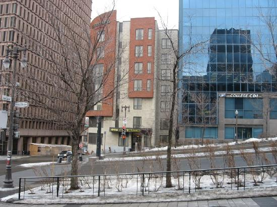 Hotel picture of hotel marriott quebec city center for Hotels quebec