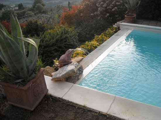 Torre Antica : piscina