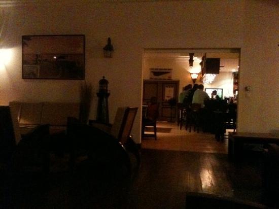 Grand Hotel: salon