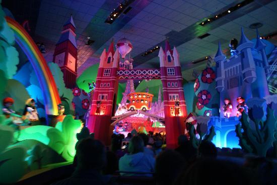 Disneyland Park: It's a Small World