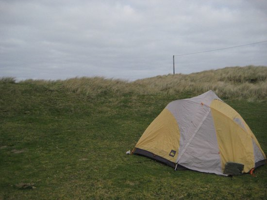 Clifden ecoBeach Camping & Caravanning Park: Our House