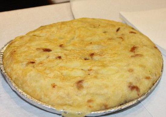 Cafeteria Restaurante Casa Dani : Best Spanish Omelette in Madrid!!