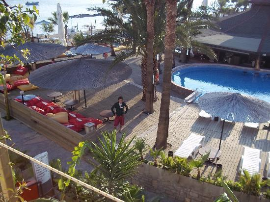 Parkim Ayaz Hotel: Nice View