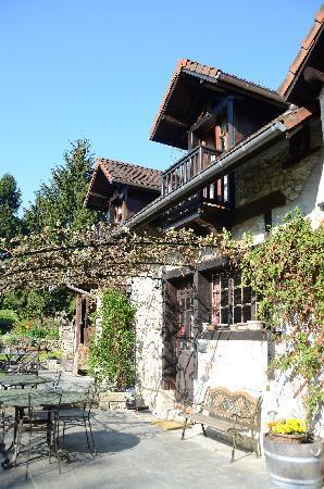 Lepin-le-Lac, France: la demeure