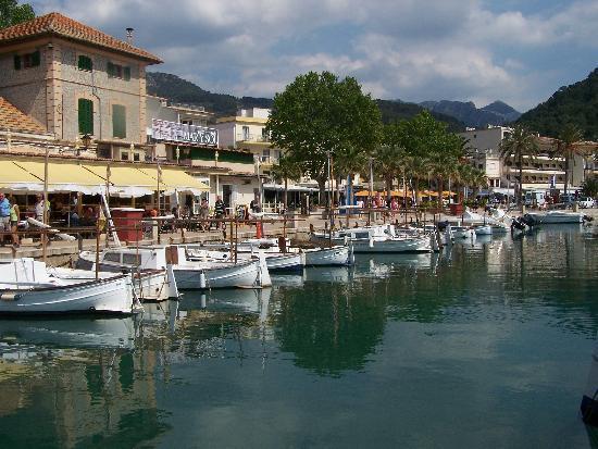 The Marina at Puerto de Soller