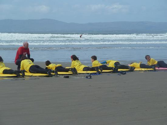 Activities for children ar a local beach 20 minutes away fro Donegal Manor