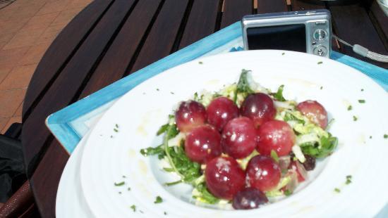 Taylor's Port : The grape Salad