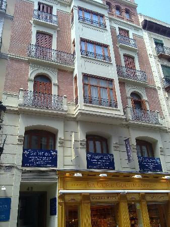 Apartamentos Sabinas Alfonso: Entrada del apartamento