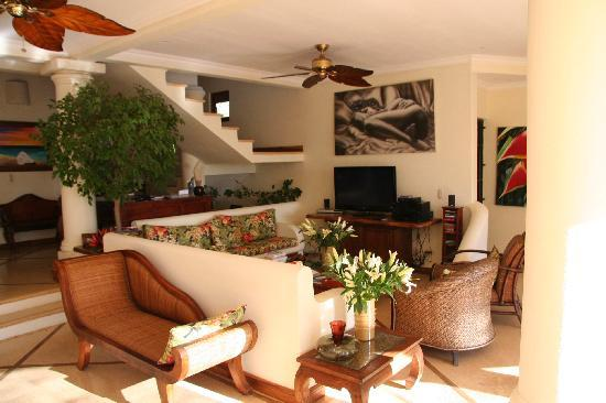 Los Altos de Eros: lounge area