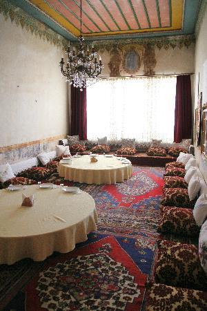 Old Greek House Restaurant and Hotel: Upper floor hotel Old Greek Hous