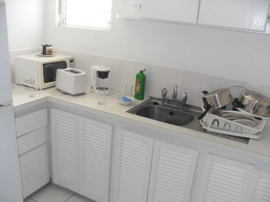 Monteray Apartment Hotel: The Kitchenette