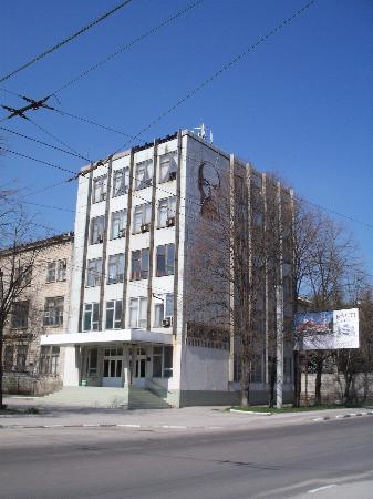 "Balti - l'ancienne usine ""Lenine"""