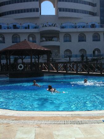 Hotel Sultan of Side: PISCINE